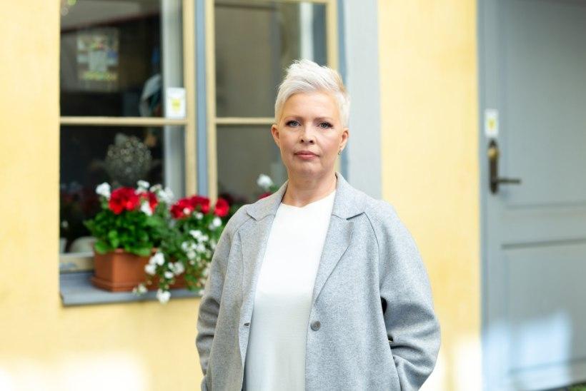 EVELIN ILVES | Surm varitses ühes Tallinna kesklinna tagahoovis