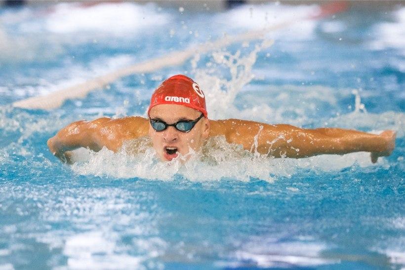 Zirk sai end päeva lõpuks soojaks, eestlase koduklubi hoiab rahvusvahelisel ujumisliigal esikohta