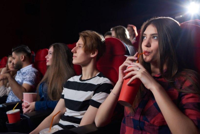"""MUHE LUGU: kuidas ma T1 kinosaalis kurikuulsat """"Tenetit"""" vaatamas käisin"""