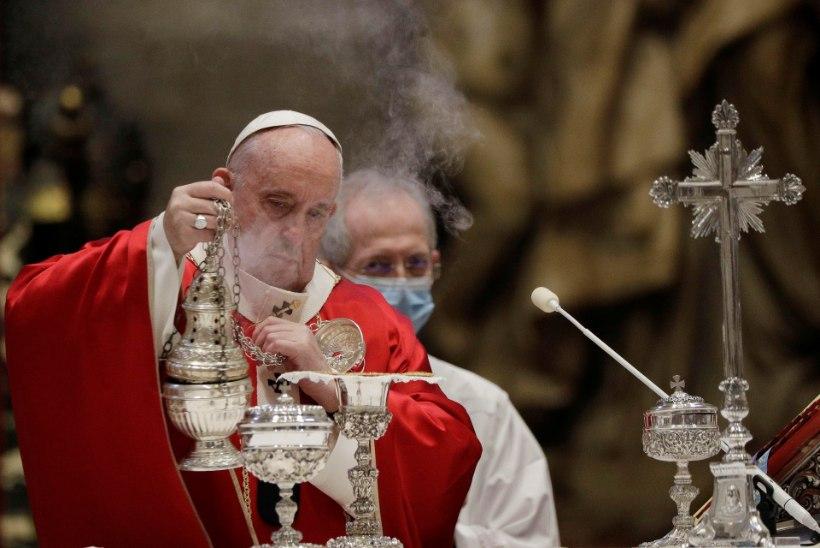 Vatikan paavsti kooseluseaduse-toetusest: temast saadi valesti aru!