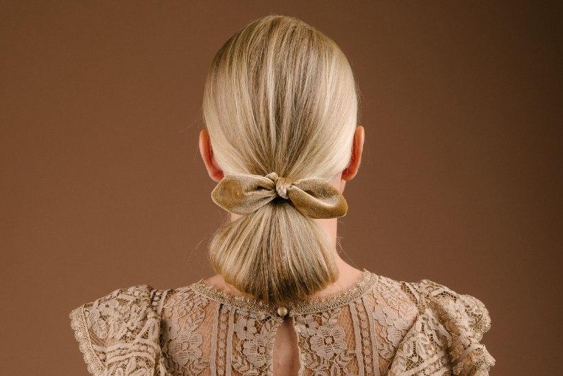 SCRUNCHIE PÄÄSTAB PÄEVA! Lisa välimusele viimne lihv: juuksekumm on kõik, mida selleks vajad!