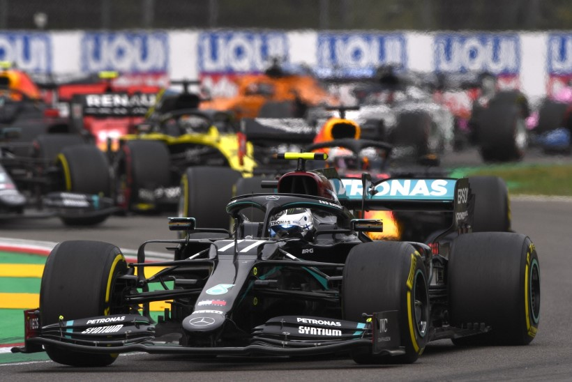KINDEL: F1 sarjas kihutatakse järgmisel aastal vastuolulises Saudi Araabias