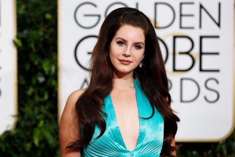 Lana Del Rey kommenteerib kuuldusi, et ta hääletas Trumpi poolt