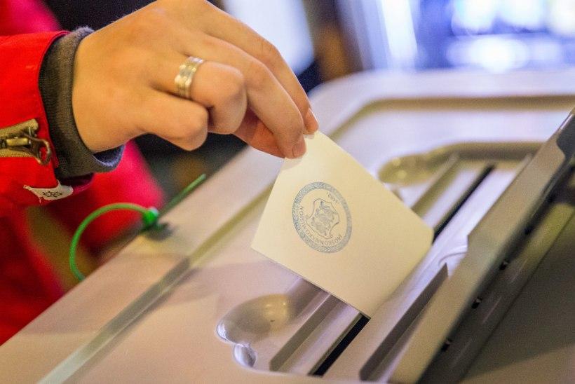 Eesti ei ole Ameerika: siinseid valimistulemusi ei otsustata kohtus