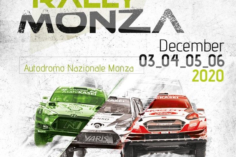 Monza WRC-etapi korraldajad avalikustasid võistlustrassi