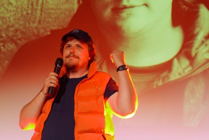 """Rasmus Merivoo """"Tulnuka"""" taaselustamisest Nublu videos: Valdise oranž vest oli mul kapis alles"""