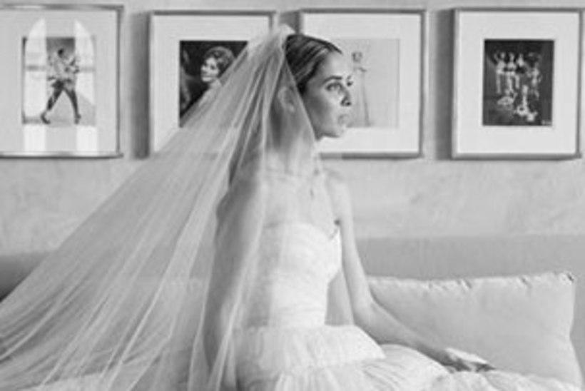 Kennedy klanni võsuke abiellus oma vanaema Diori pruutkleidis
