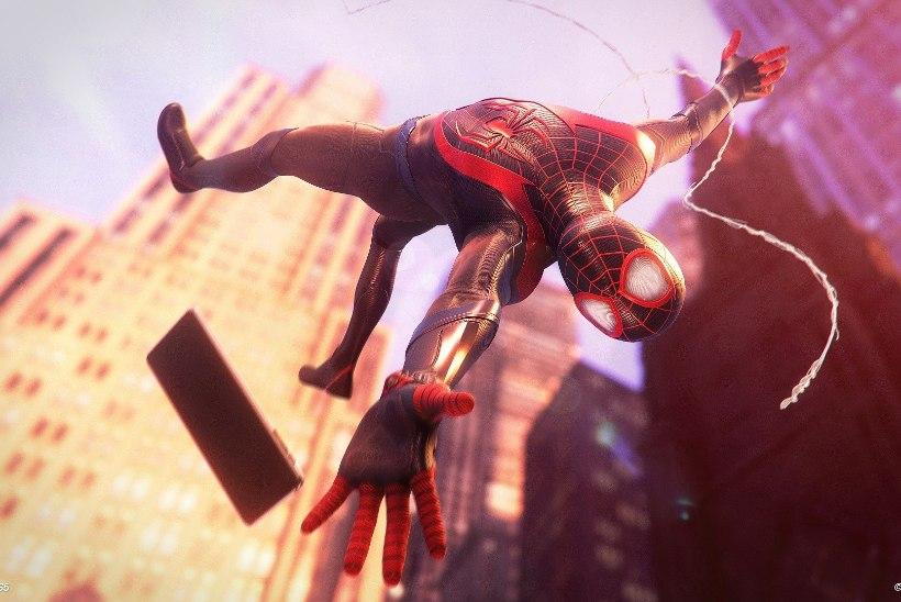 """ÕL VIDEO JA ARVUSTUS   """"Marvel's Spider-Man: Miles Morales"""" on ideaalne järg suurepärasele mängule"""
