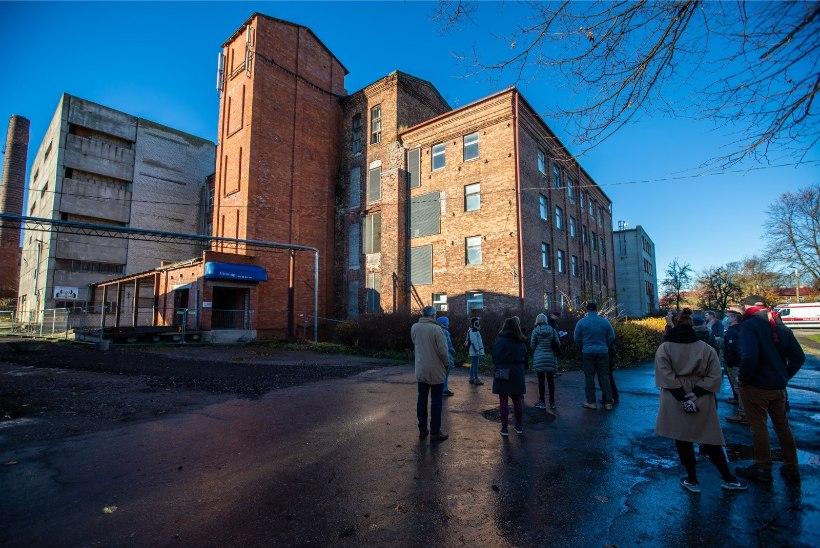 GALERII   Novembris avab kaheks nädalavahetuseks uksed Balti Manufaktuur