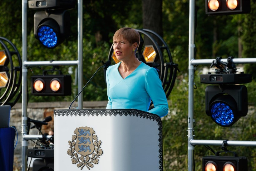 Kersti Kaljulaid Joe Bidenist: talle on oluline, et iga inimene tunneks ennast ühiskonnas kaitstu ja hoituna