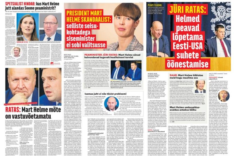 SKANDAALIDE AJAJOON | Millised on olnud Mart Helme räigeimad pursked ministriaastatel