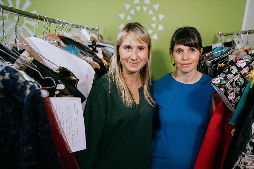 ÕL VIDEO   KES SOOVIB ANNE VESKI PEORÜÜD? Sõbrannad võitlevad kleitidega rinnavähi vastu