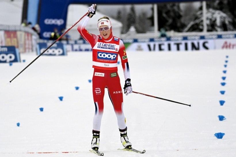 PAUK: Norra suusakoondis ei osale sel aastal rohkem MK-sarjas
