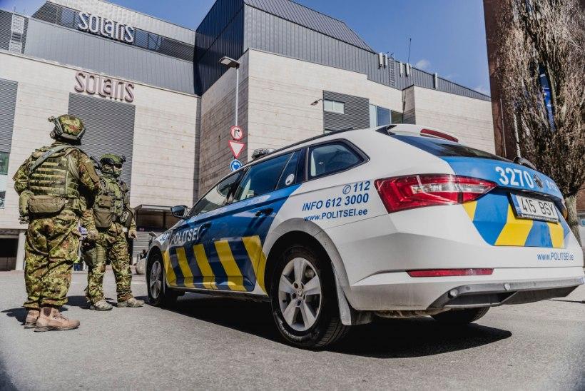 Politsei: kriisireservi eesmärkide täitmine on ohus
