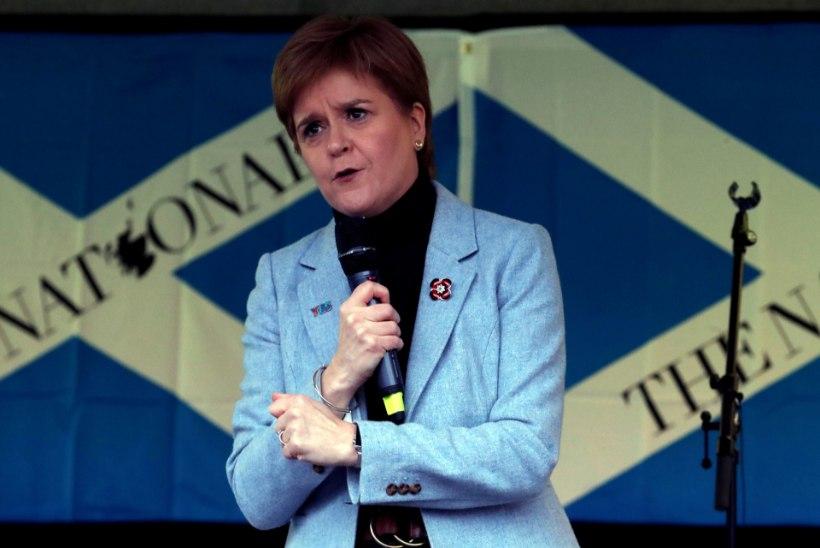 Šotimaa valitsusjuht soovib uut iseseisvusreferendumit