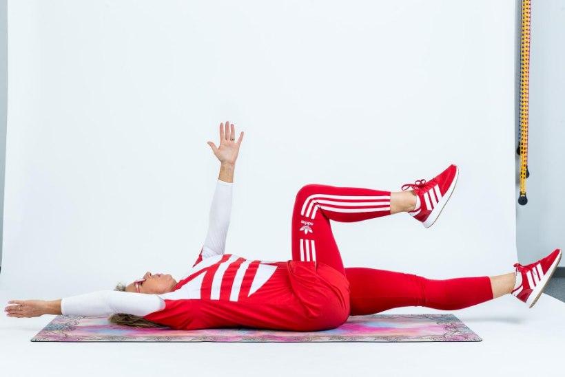 TIIU TREENIB | Nipp, mis treenib nii kõhtu kui ka aju