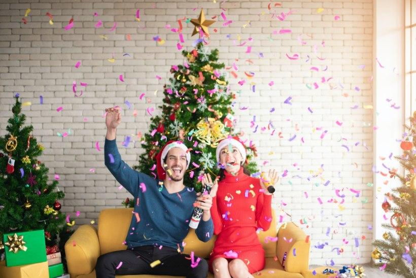 HUMOORIKAS TEST | Tee kindlaks, kelle vanematega peaksite veetma jõuluõhtu!