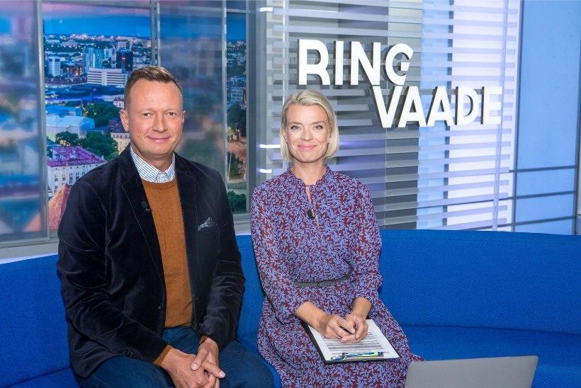 Grete Lõbu ja Marko Reikop sissetulekust: ETVs võib ju töötada, aga raha peab endal olema