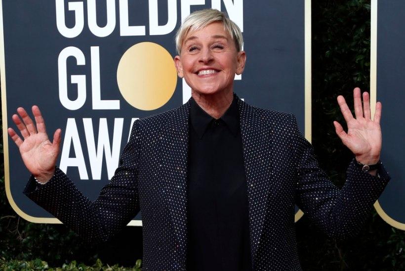 Ellen DeGeneres nakatus koroonaviirusega