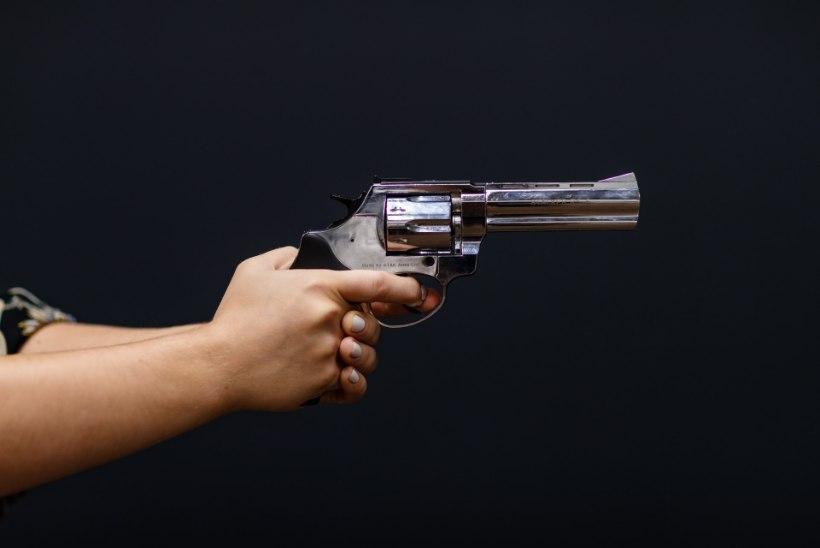 Politsei tunnistas kehtetuks 352 relvaluba