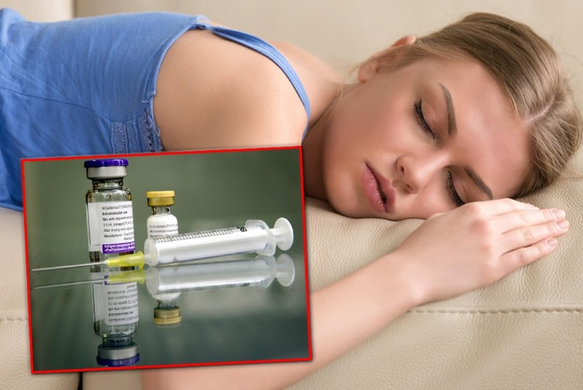 """Vaktsiin vallandas noorel naisel raske haiguse: """"Miks just mina? Miks toodi selline vaktsiin turule?"""""""