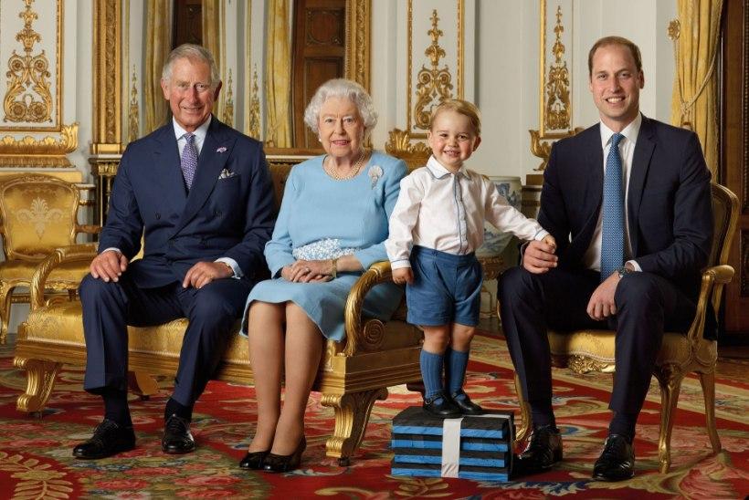 Pisike prints George langes julma ja ebaõiglase pilkamise ohvriks