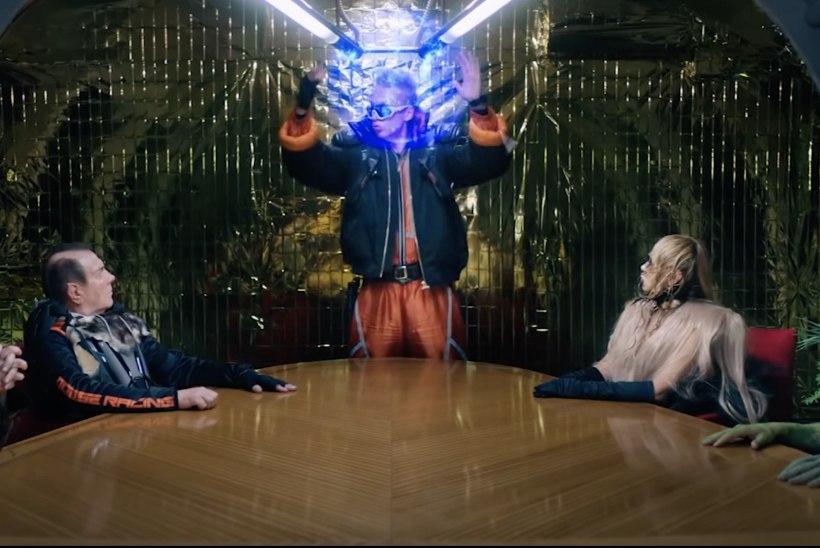 """KÕHEDAD DETAILID! Mis on ühist Nublu """"Universumi"""" muusikavideol ja Estonia hukul?"""