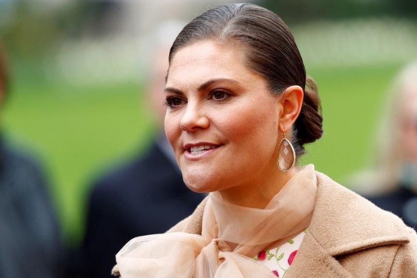 Rootsi kroonprintsessi koju üritati sisse tungida