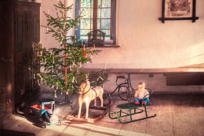 KOLMAS ADVENT: vaatame ajas tagasi, millised olid jõulud kunagi!
