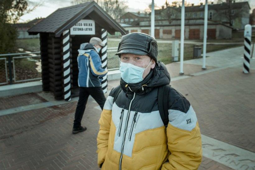 Läti hakkas end mitte registreerinud riiki sisenejaid trahvima