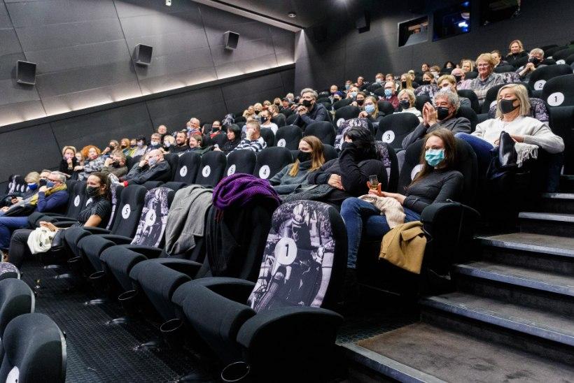 GALERII   Vaata, kes tulid uudistama Linnar Priimäest pajatava dokumentaalfilmi esilinastust