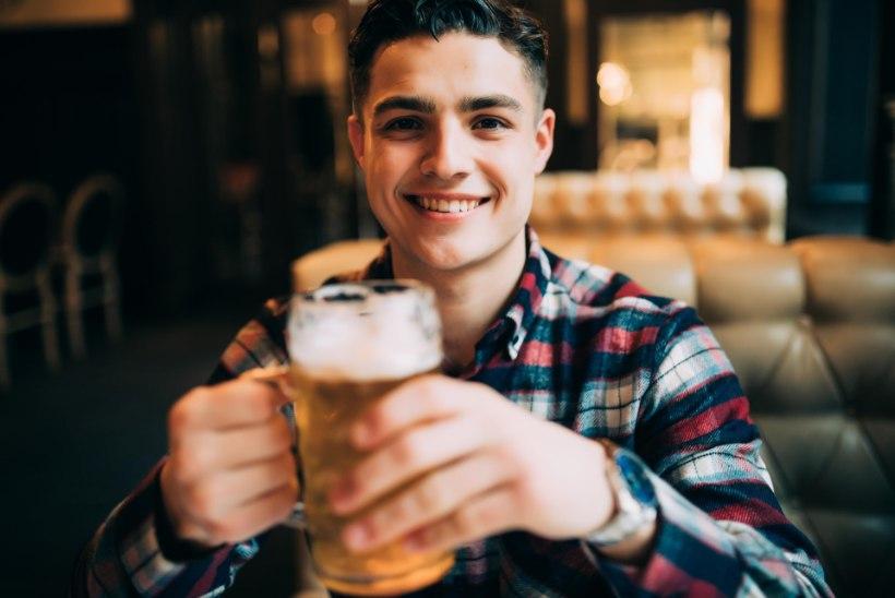 """ALKOHOLIST LOOBUDA OLI JÕHKRALT KEERULINE: """"Mul oli põhimõte, et töötada tuleb maksimumiga ja pidu panna samamoodi!"""