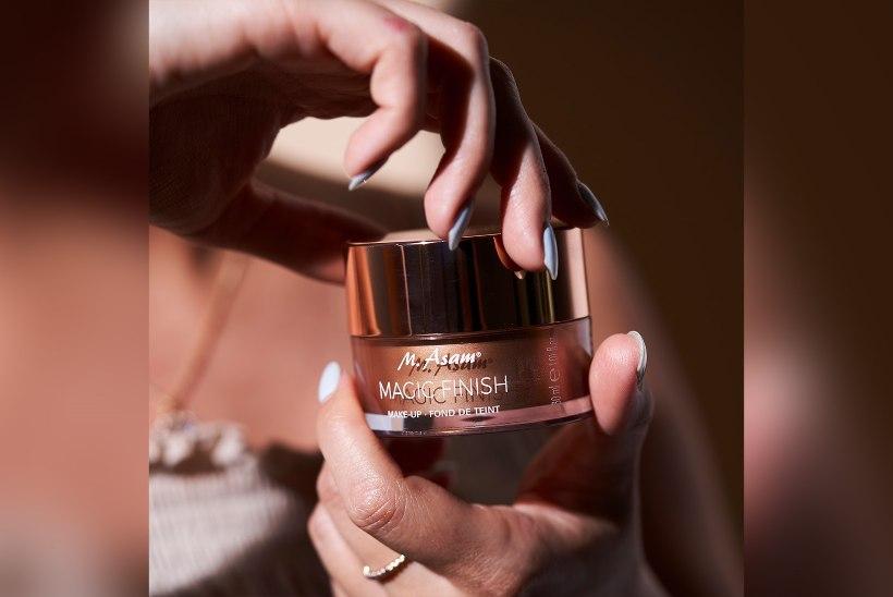 Eesti turule on saabunud innovaatiline kosmeetikabränd M. Asam MAGIC FINISH – perfektne meik kõigest ühe minutiga!
