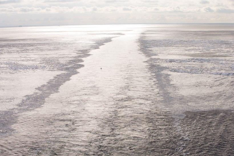 KEELATUD: Lääne-Eesti rannikujääle alates homsest minna ei tohi