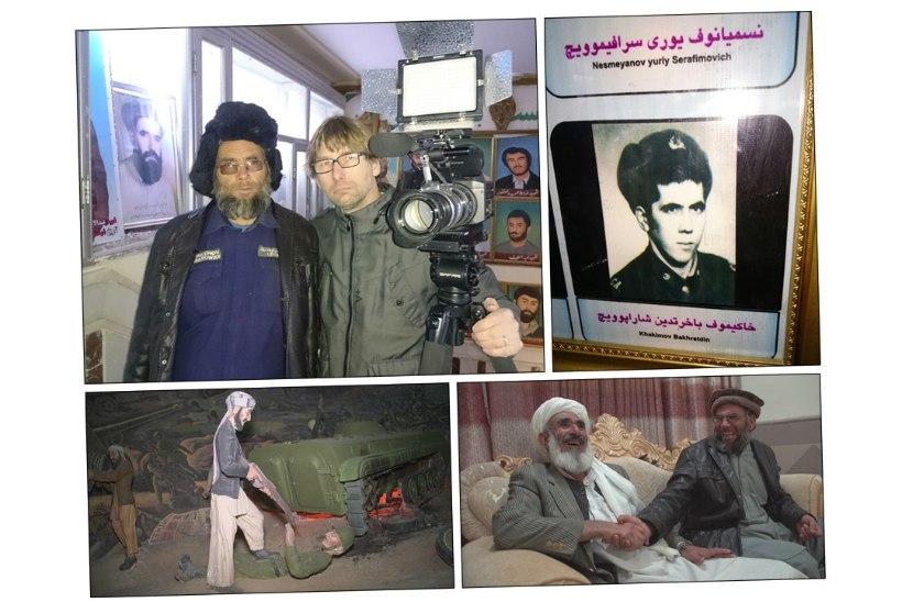 """VAATA FILMILINASTUST!   """"AFGANISTAN. VANGIS JA VABADUSES"""": surmahirm tegi Nõukogude sõdurist moslemi. Võtete ajal sattus režissöör relvastatud terroristide küüsi"""