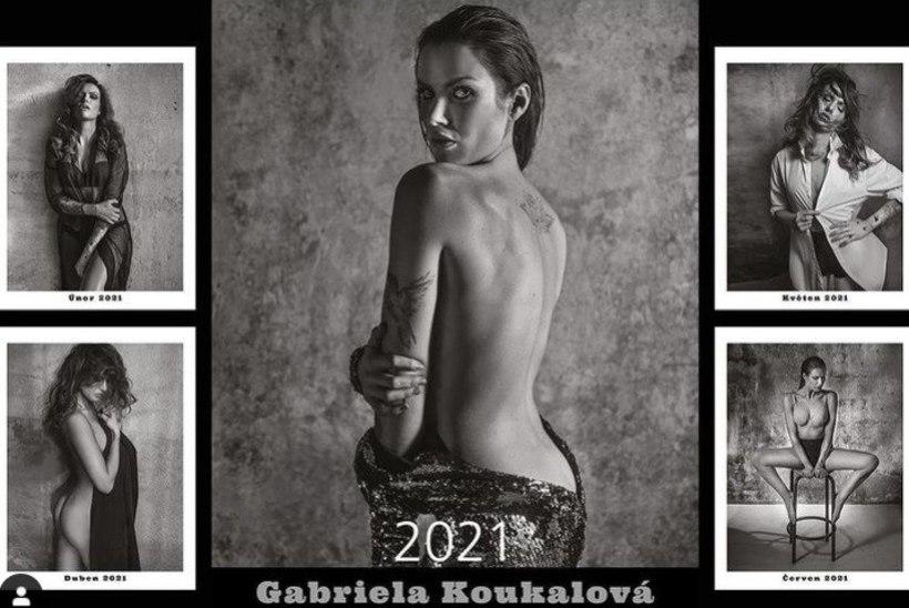 KUUM VIDEO | Tšehhi laskesuusastaar poseeris heategevuse nimel Playboy ajakirjale