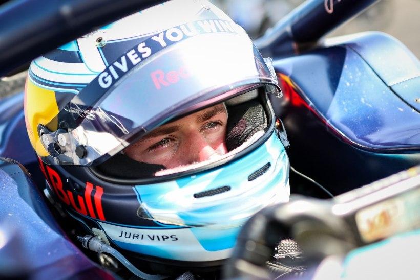 Red Bulli boss kiitis Vipsi ja avaldas, mis sarjas eestlane uuel hooajal kaasa lööb