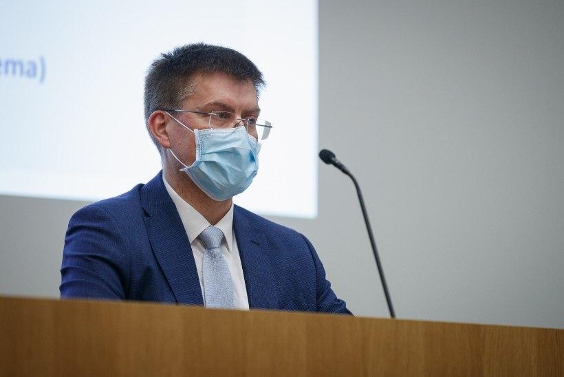 Terviseameti peadirektor: lastega seotud meetmed on nakatumise vähendamiseks tõhusaimad