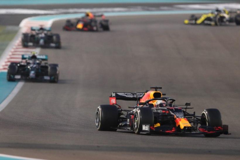 HOOAEG LÄBI! Verstappen seljatas Mercedesed ja võitis karjääri kümnenda etapi