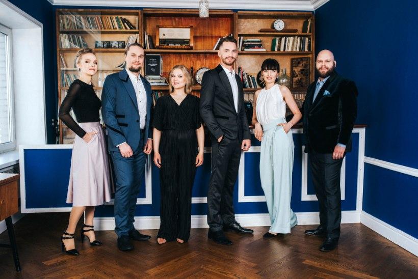 """Estonian Voices 10: """"Üks meie liige on laval kõigi ees armastust avaldanud."""""""