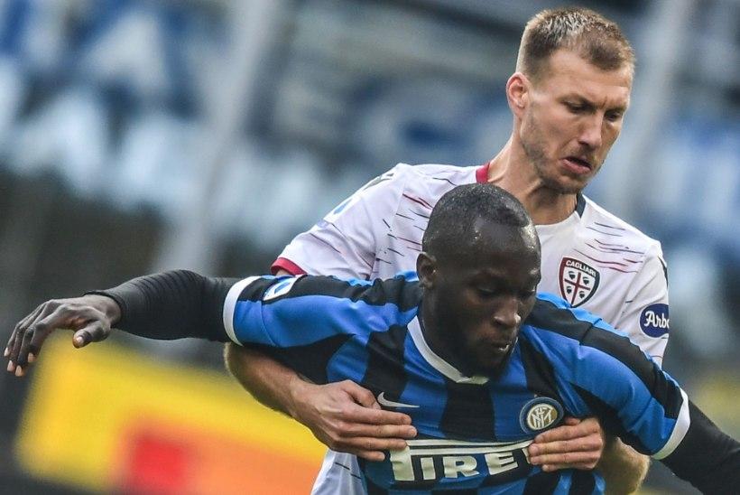 Lukaku ja teised Interi staarid tegid Klavanile säru