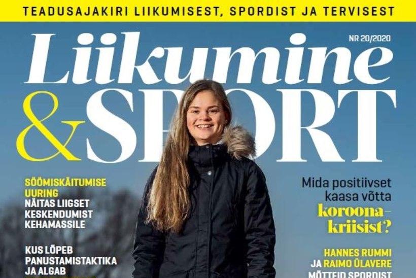 Ilmus ajakirja Liikumine ja Sport uus number
