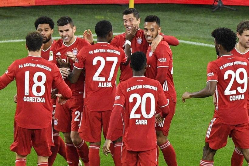 Meistrite liigas loositi kaheksandikfinaalide paarid, PSG sai tugeva vastase