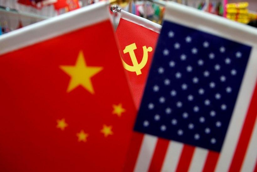 ANDMELEKE: Hiina kommunistliku partei liikmed tegutsevad lääneriikide ettevõtetes ja saatkondades