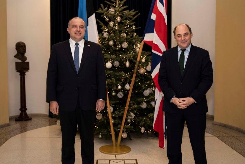Miks kipub professionaalne Briti armee Eesti kaitseliidult kere peale saama? Kaitseminister: see näitab ebatraditsiooniliste üksuste olulisust