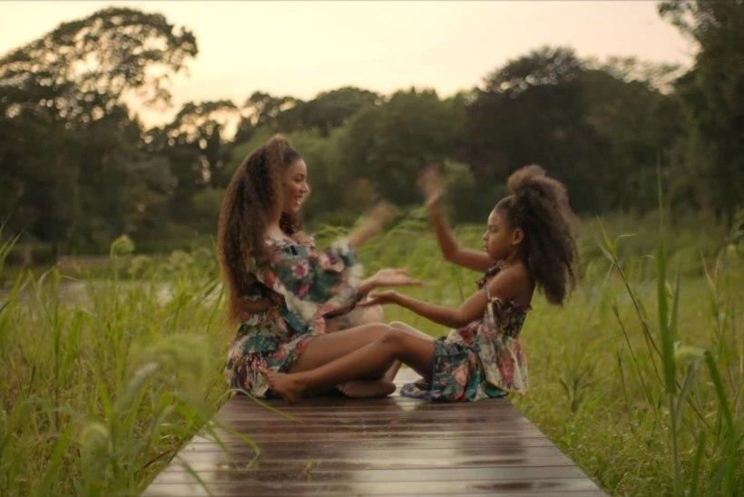 Beyoncé kaheksa-aastane tütar kandideerib Grammy auhinnale!