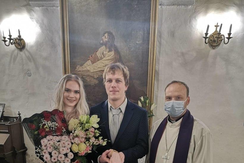 """FOTOD   Helen Kõpp abieluettepanekust: olin šokeeritud ja vastasin alles poole tunni pärast """"jah"""""""