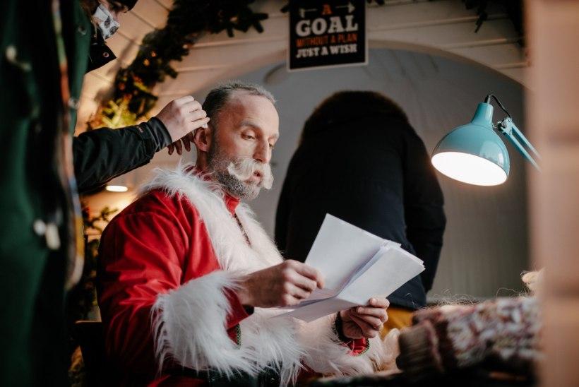 GALERII JA VIDEO   Märt Avandist saab sel aastal jõuluvana
