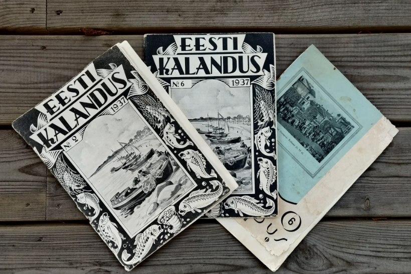Ajakiri Eesti Kalandus – igale kalamehele midagi