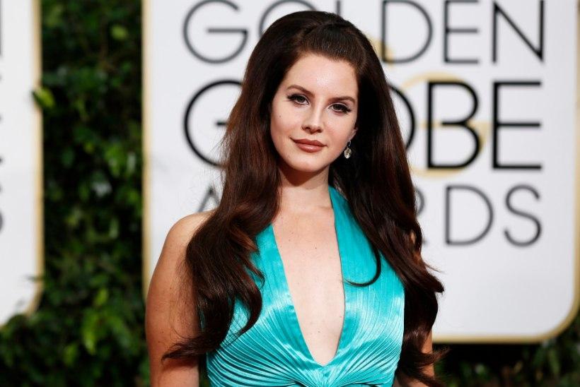 Lana Del Rey on vaid mõnekuulise suhte järel kihlunud?